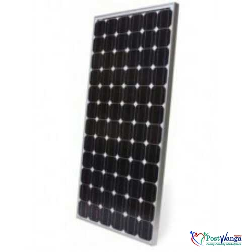 100 Watt Solar Panel Kit Supply In Nigeria Postwanga